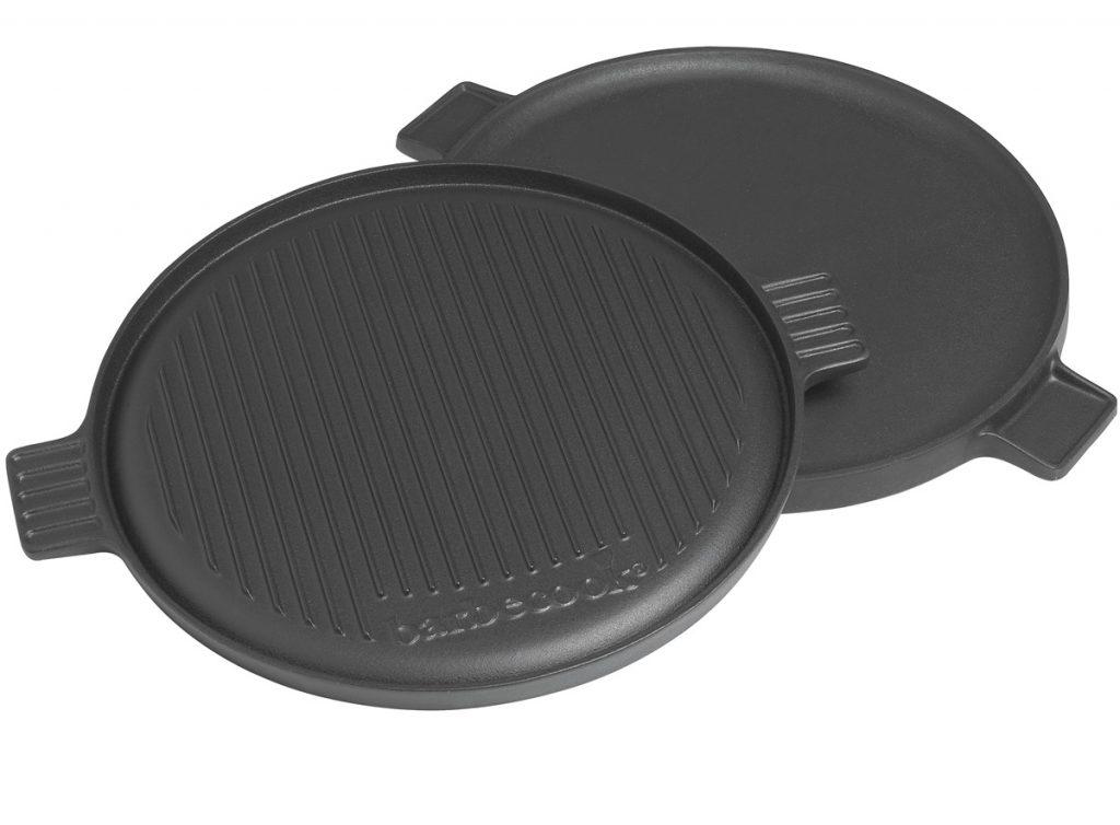 płyta żeliwna okragła do grilli
