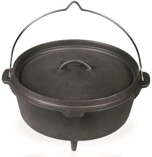 kociołek do trójnogu barbecook