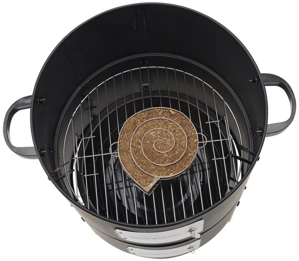 wędzenie zimnym dymem genereator barbecook