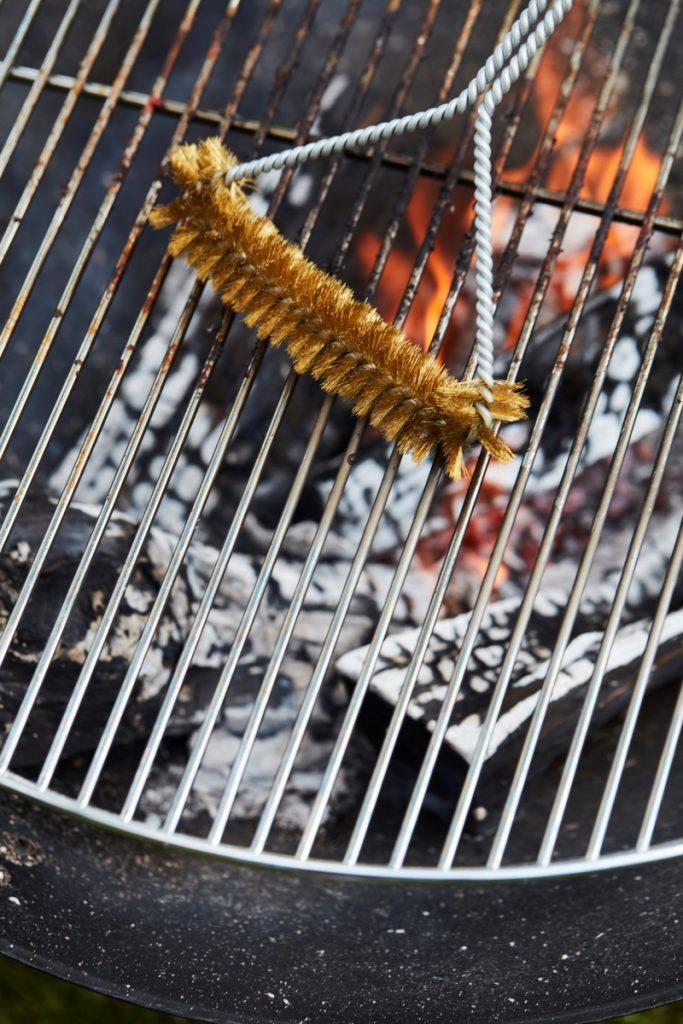 szczotka do grilla Barbecook