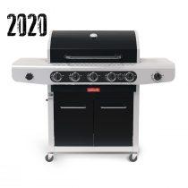 Siesta 612 Black Barbecook