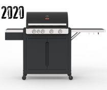grill gazowy stella barbecook