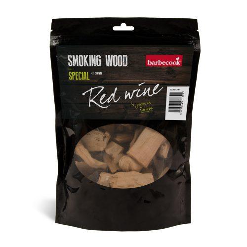 drewno do wędzenia red wine barbecook