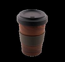 kubek termiczny wood look point virgule