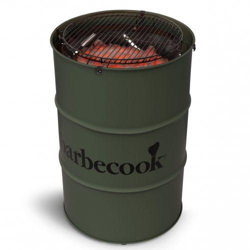 Grill Edson beczka Barbecook